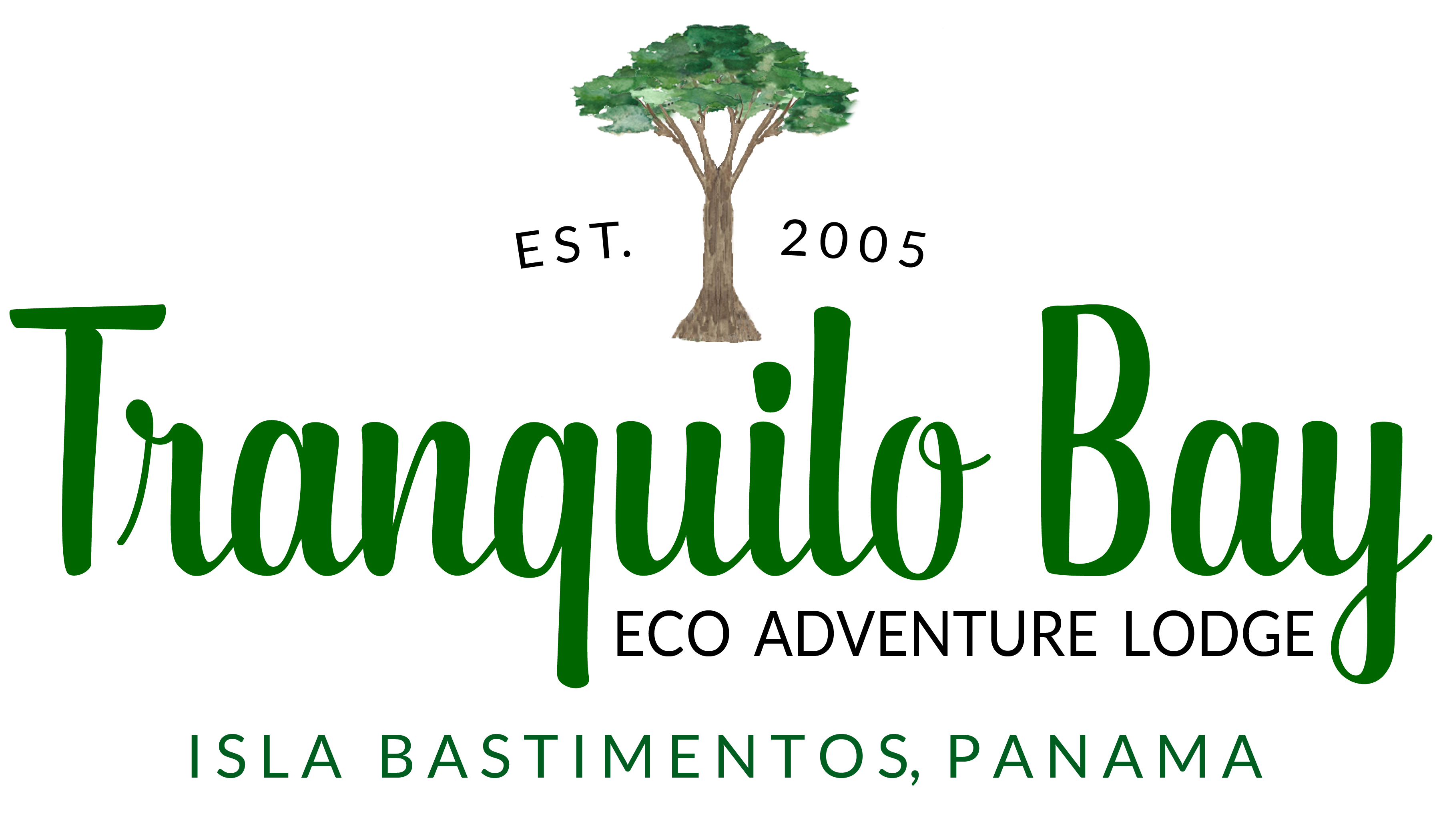 Tranquilo Bay Eco Adventure Lodge Logo